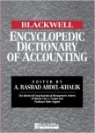 The Blackwell Encyclopedic Dictionary of Accounting