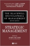 The Blackwell Encyclopedia of Management. In 12 volumes. Volume 12. Strategic Management