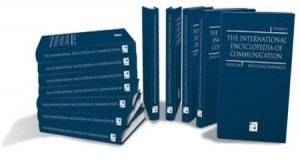 The International encyclopedia of communication. In 12 volume