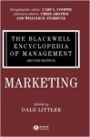 The Blackwell Encyclopedia of Management. In 12 volumes. Volume 9. Marketing