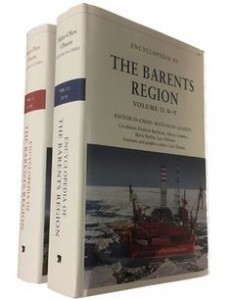 Encyclopedia of the Barents region. In 2 volumes