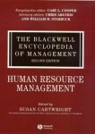 The Blackwell Encyclopedia of Management. In 12 volumes. Volume 5. Human Resource Management