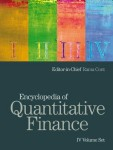 Encyclopedia of Quantitative Finance. In 4 volumes