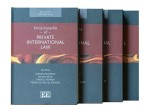 Encyclopedia of private international law. In 4 volumes