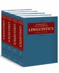 International Encyclopedia of Linguistics. In 4 volumes