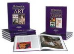 Britannica's Encyclopedia of Art. In 5 volumes. Britannica Biographical Encyclopedia of Artists. In 4 volumes