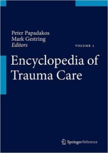 Encyclopedia of trauma care. In 2 volumes
