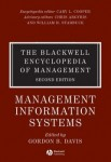 The Blackwell Encyclopedia of Management. In 12 volumes. Volume 7. Management Information Systems